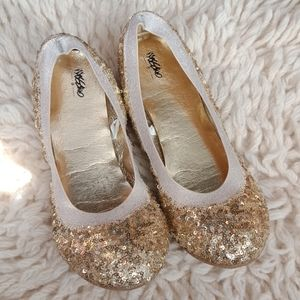 Mossimo sequins flats
